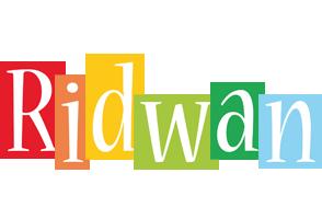 Ridwan colors logo