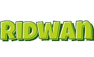 Ridwan summer logo