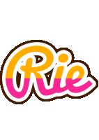 Rie smoothie logo