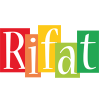 Rifat colors logo