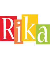 Rika colors logo