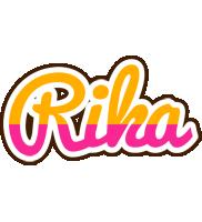 Rika smoothie logo