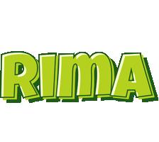Rima summer logo