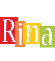 Rina colors logo