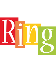 Ring colors logo
