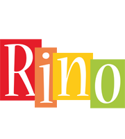 Rino colors logo