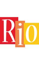 Rio colors logo