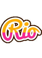 Rio smoothie logo