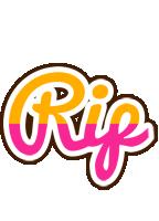 Rip smoothie logo