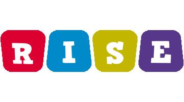 Rise kiddo logo