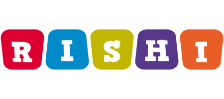 Rishi kiddo logo