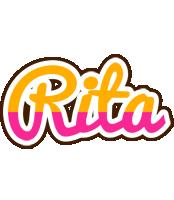 Rita smoothie logo