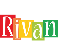 Rivan colors logo