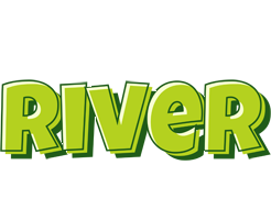 River summer logo