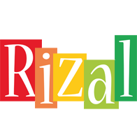 Rizal colors logo