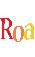 Roa birthday logo