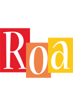 Roa colors logo