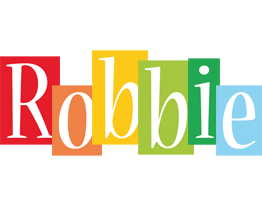 Robbie colors logo