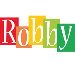 Robby colors logo