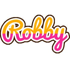 Robby smoothie logo