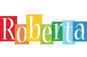 Roberta colors logo