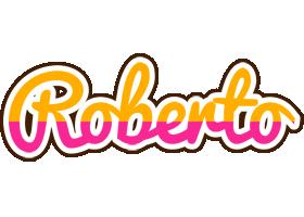 Roberto smoothie logo