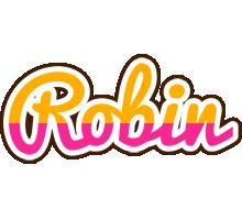 Robin smoothie logo