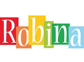 Robina colors logo