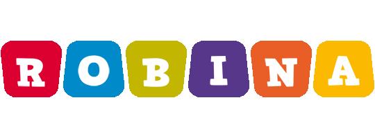 Robina kiddo logo