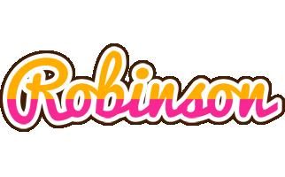 Robinson smoothie logo