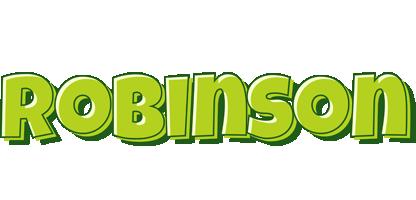 Robinson summer logo