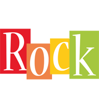 Rock colors logo