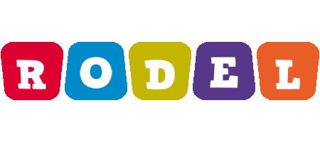 Rodel kiddo logo