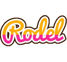 Rodel smoothie logo