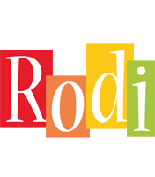 Rodi colors logo