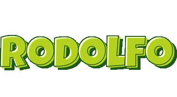 Rodolfo summer logo