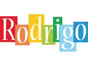 Rodrigo colors logo