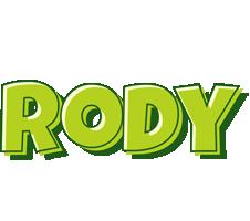 Rody summer logo