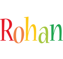 Rohan birthday logo