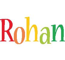 Rohan birthday logo