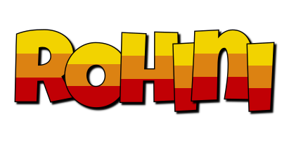 Rohini jungle logo