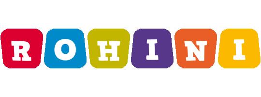 Rohini kiddo logo