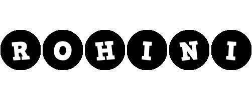 Rohini tools logo