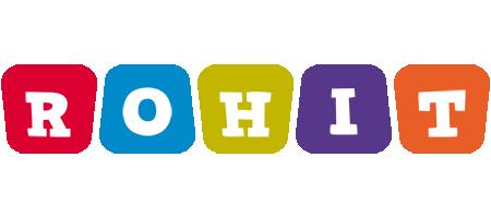 Rohit kiddo logo