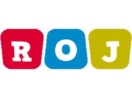 Roj kiddo logo