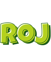 Roj summer logo