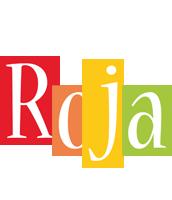 Roja colors logo