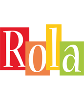 Rola colors logo