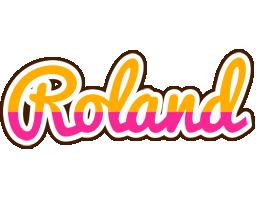 Roland smoothie logo