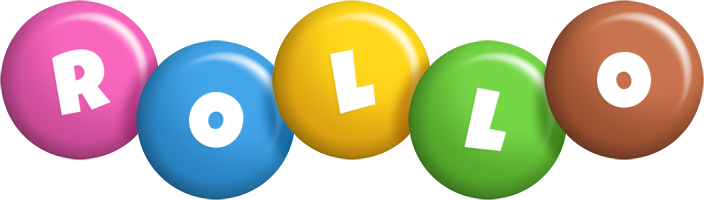 Rollo candy logo